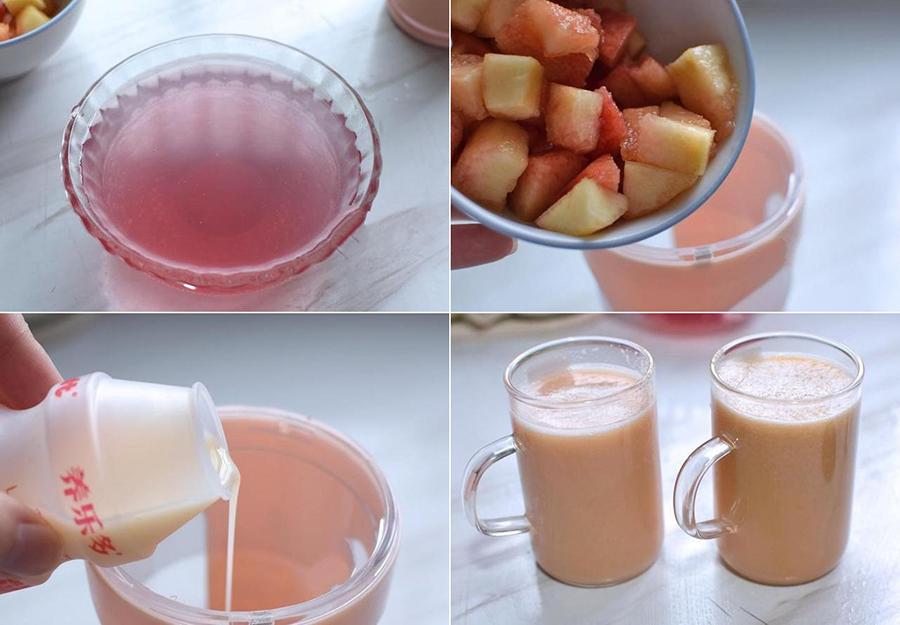 Công thức đồ uống mới toanh mát lạnh từ trái đào các chủ quán cần cập nhật vào menu